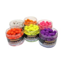 MIKBAITS Boilies Mirabel fluo 150g 12mm