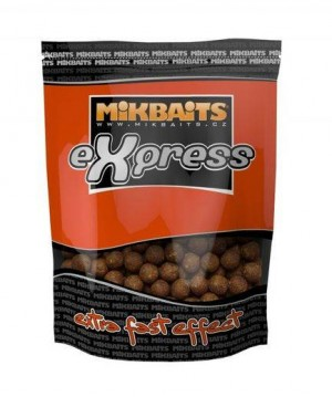 MIKBAITS Boilies eXpress 1kg - 18mm