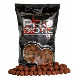 STARBAITS Boilies Probiotic Red One - 1kg