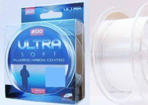 ASSO Vlasec Ultra Soft 300m - transparentný