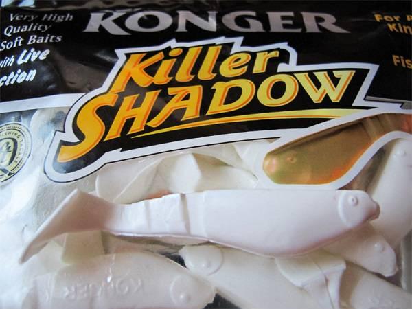 Konger Killer Shadow kopyto 7,5cm