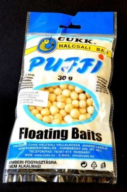 CUKK Puffi obilninové malé 30g