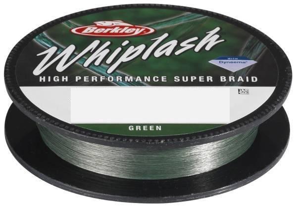 BERKLEY Šnúra Whiplash 110m - farba zelená