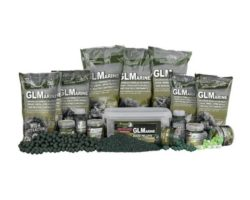 STARBAITS Boilies pop up Fluo GLMarine - 80g