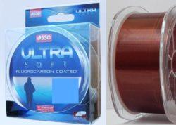 ASSO Vlasec Ultra Soft - hnedá medená 300m