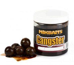 MIKBAITS Boilie v dipe Gangster G7 Master Krill 250ml