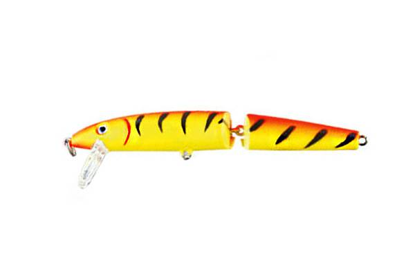 NOMURA Vobler Jointed Minnow 4,5cm 3,1gr - potápavý