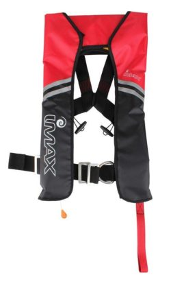 IMAX Záchranná automatická vesta - Life Vest Automatic