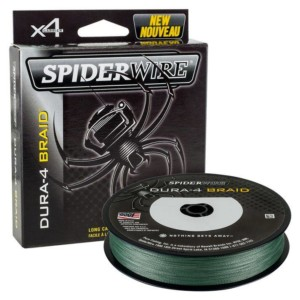 SPIDERWIRE Šnúra DURA-4 BRAID - 300m