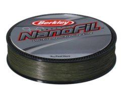 BERKLEY Šnúra NanoFil 125m - zelená