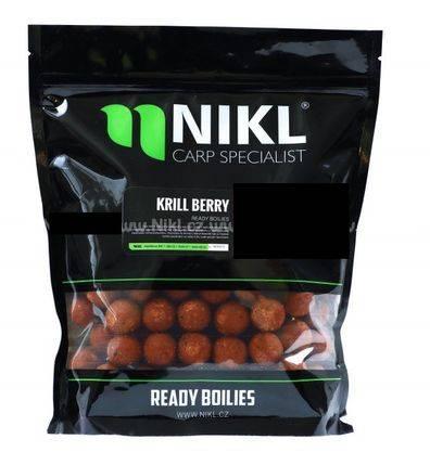 NIKL Ready Boilie KrillBerry