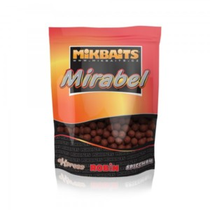 MIKBAITS Boilies Mirabel 300g 12mm