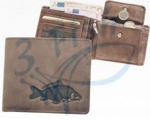 Kožená peňaženka KAPOR-šírka
