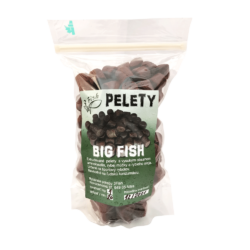 3Fish Pelety Big fish Red halibut 1kg