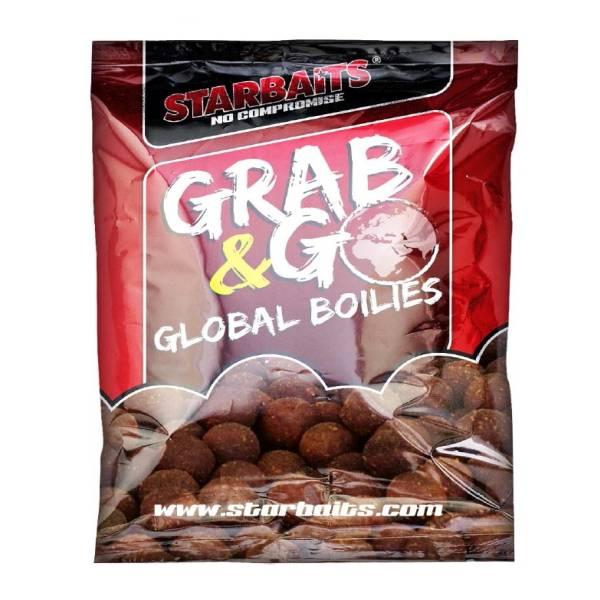STARBAITS Boilies Grab&Go Global boilies 20mm-10kg