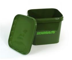 STARBAITS Vedro s vekom hranaté, zelené