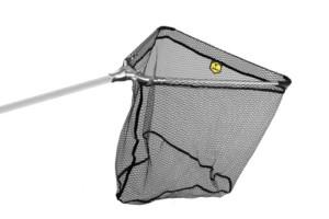 DELPHIN Skladací podberák - kovový stred