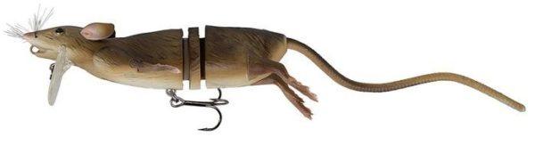 SAVAGE GEAR Nástraha Potkan 3D - 20cm
