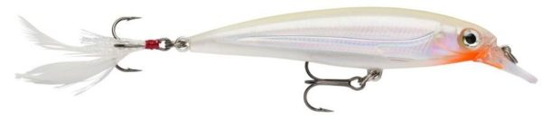 X-RAP Vám zdvihne adrenalín v krvi svojim rýchlym, agresívnym pohybom. Zvukový vobler je určený pre ďaleké náhody a je schopný udržať sa vo vodnom stĺpci, rozhýbať sa, čím vyporvokuje dravca k útoku.... Plastový vobler s holografickým povrchom tela je skutočne prvotriednou nástrahou pre skúsených aj začínajúcih rybárov.