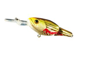 NOMURA Vobler Bass Jointed 6,2cm 10,5gr - plávajúci