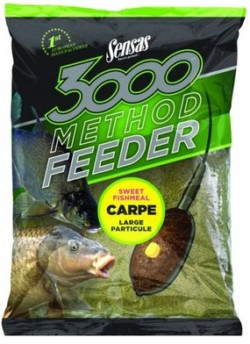 SENSAS Vnadiaca zmes 3000 Method feeder 1kg