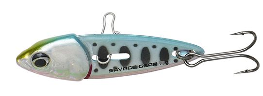 SAVAGE GEAR Nástraha Switch Blade Monnow 6cm 18g