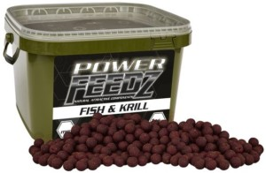 STARBAITS  Boilies POWER FEEDZ 1,8kg/20mm