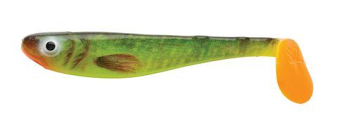 Gumená nástraha McPerch Shad napodobňuje akýkoľvek druh živej rybky a má mierne nadrozmerný chvostík. Dĺžka: 9cm