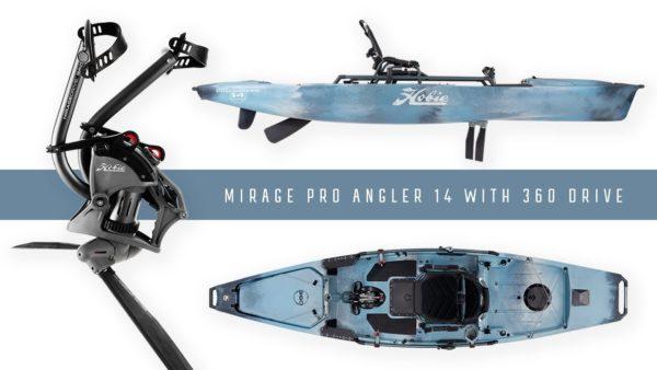 HOBIE Mirage PRO ANGLER12 360