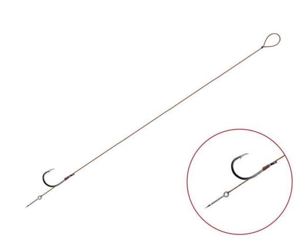 DELPHIN Feedrový nadväzec Proxi 8 Sting 12cm/#6/ 6ks-bal.