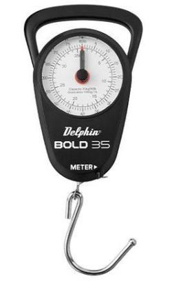 DELPHIN Mechanická váha BOLD do 35kg