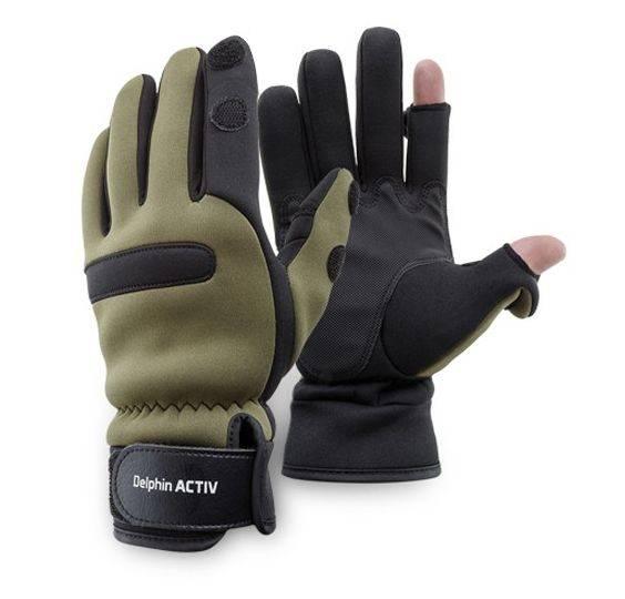 vyhľadávajúcich pri vode aktívny pohyb.Tieto čierno-zelené rukavice majú ideálny strih a dokonale sadnú drvivej väčšine populácie. Vďaka elastickému neoprénu obopnú vaše ruky a pri manipulácii v nich budete mať pocit
