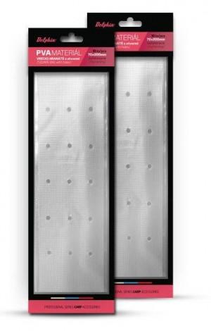 DELPHIN PVA sáčok hranatý s otvormi zaťahovací 10ks/bal.
