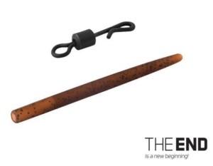 DELPHIN Quick Swap obratlík s gumičkou THE END - 6ks/bal.