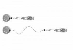 DELPHIN Samonavíjacie kliešte pre strihanie vlasca