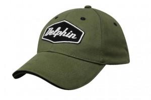DELPHIN Šiltovka zelená