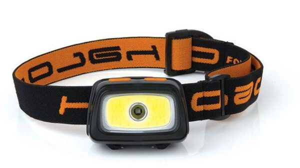 FOX Čelovka - HALO MULTI COLOUR HEADTORCH