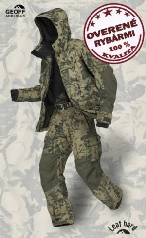 GEOFFAnderson Set oblečenia Dozer4+Urus4 LEAF - veľ. XXL