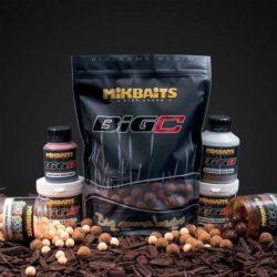 Big C je nové boilies vyrábané z najúspešnejších zmesí a amino kompletov.