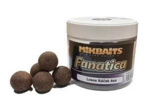 MIKBAITS Boilies Fanatica Extra Hard 20mm/300ml