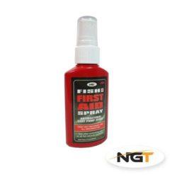 NGT Fish Aid dezinfekčný a ošetrovací spray