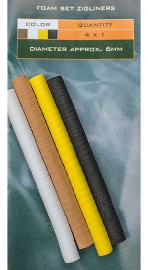 PB PRODUCTS Plávajúci set - Foam set zigliners