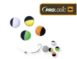 PROLOGIC FOAM TWIN COLOR BALLS