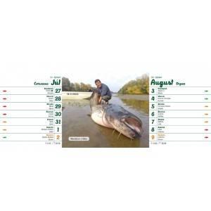 Rybársky kalendár- rok 2020