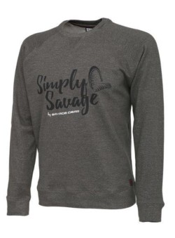 SAVAGE GEAR Mikina/Sveter - Simply Savage Sweater veľ. L