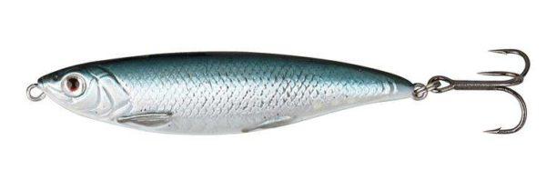 SAVAGE GEAR Vobler Horny Herring 3D 10cm/23g Blue Silver