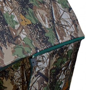 SENSAS Dáždnik s bočnicou Tente Forest Fibre