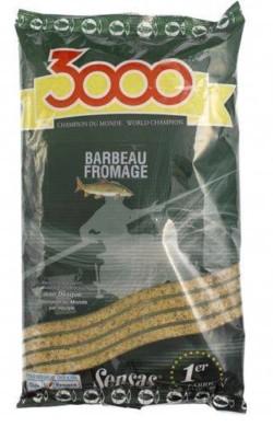 SENSAS Vnadiaca zmes 3000 Barbel (Mrena) Syr- 1kg