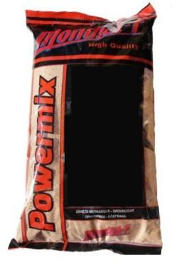 vnadiť ním prakom alebo rukou. POWERMIX je kaprová rada hrubšieho a sladkého krmiva s obsahom mletého partikla