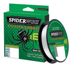 SPIDERWIRE Šnúra Stealth Smooth8 300m - 0,19mm